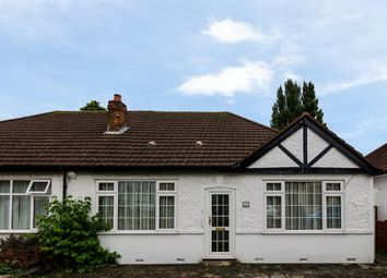 Thumbnail 2 bed semi-detached bungalow for sale in Woodlands Avenue, Sidcup
