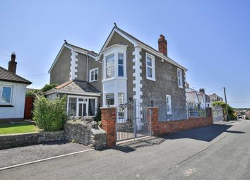 Thumbnail 4 bed detached house for sale in Heol Y Graig, Newton, Porthcawl
