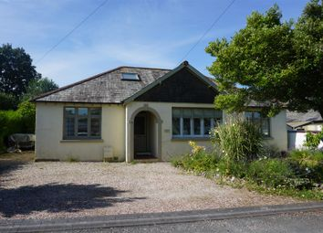 Thumbnail 4 bed detached bungalow for sale in Ridge Park, Plympton, Plymouth
