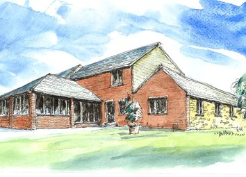Thumbnail 4 bedroom barn conversion for sale in Station Road, Broadclyst, Exeter