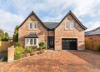 Thumbnail 4 bedroom detached house for sale in Bridle Road, Bramcote, Nottingham