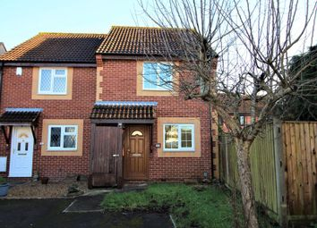 Thumbnail 2 bed semi-detached house to rent in Cloverlea Road, Oldland Common, Bristol