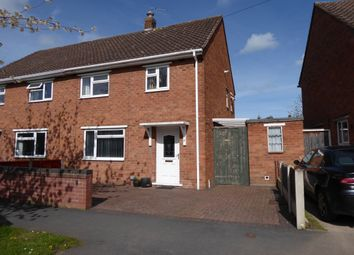 Thumbnail 3 bedroom semi-detached house to rent in Claverley Crescent, Shrewsbury