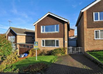 Thumbnail 3 bed detached house for sale in Field Close, Horninglow, Burton-On-Trent