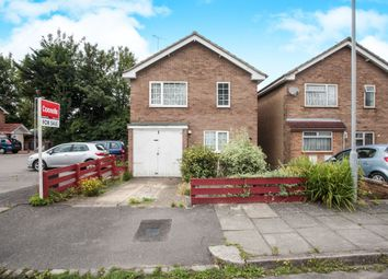 Thumbnail 3 bedroom detached house for sale in Newbury Close, Luton