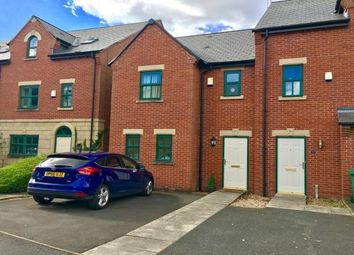 Thumbnail 2 bed town house to rent in Schuster Road, Manchester