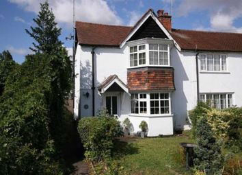 Thumbnail 2 bed end terrace house for sale in Cross Street, Letchworth Garden City