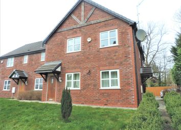 Thumbnail 2 bed flat for sale in Green Croft, Yarnfield, Stone
