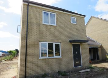 Thumbnail 3 bedroom link-detached house for sale in Hythe Road, Methwold, Thetford