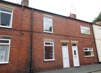 Thumbnail 2 bed terraced house for sale in Pontefract Terrace, Hemsworth, Pontefract