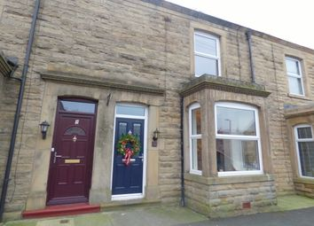 Thumbnail 3 bed terraced house to rent in Alexandra Road, Longridge, Preston