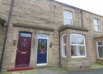 Thumbnail 3 bed terraced house to rent in Alexandra Road, Longridge, Preston