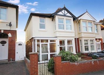 Thumbnail 3 bedroom semi-detached house for sale in Grosvenor Road, Old Town, Swindon