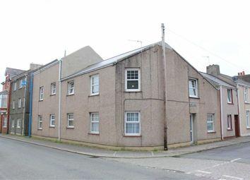 Thumbnail 4 bed flat for sale in Queen Street, Pembroke Dock