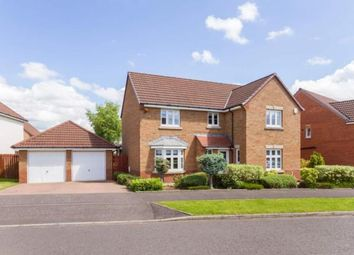 Thumbnail 4 bedroom detached house for sale in Nevis Drive, Motherwell, North Lanarkshire