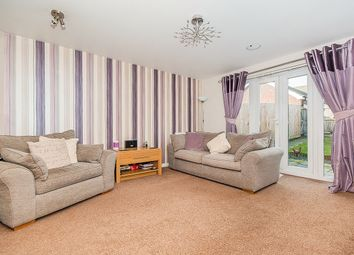 Thumbnail 3 bed terraced house for sale in Farrow Avenue, Hampton Vale, Peterborough