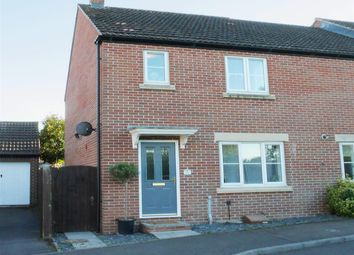 Thumbnail 3 bed property for sale in Bell Chase, Yeovil