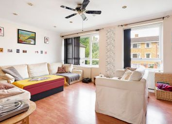 Thumbnail 3 bed flat for sale in Clarence Avenue SW4, London
