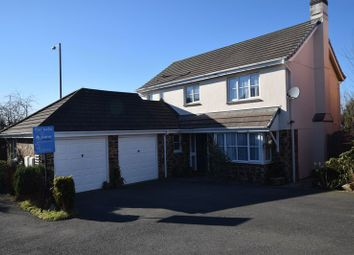 Thumbnail 4 bedroom detached house for sale in Robin Drive, Launceston