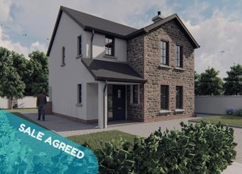 Thumbnail 4 bed detached house for sale in The Alder, Gortnessy Meadows, Derry