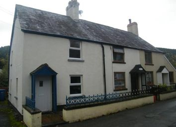 Thumbnail 2 bed end terrace house for sale in Ceidiog Cottages, Berwyn Street, Llandrillo, Corwen