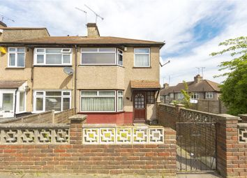 Thumbnail 3 bedroom end terrace house for sale in Grosvenor Crescent, Dartford, Kent