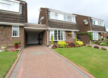 Thumbnail 3 bed link-detached house for sale in Roach, Dosthill, Tamworth