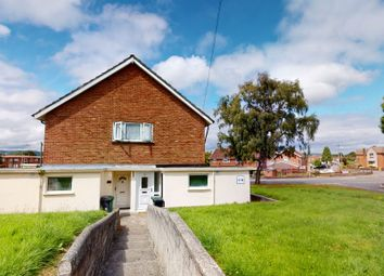 Thumbnail 2 bed maisonette for sale in Woolacombe Avenue, Llanrumney, Cardiff