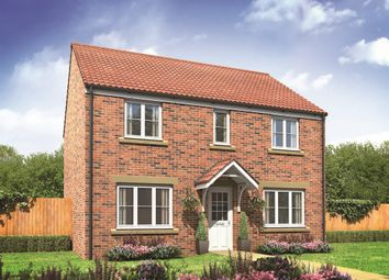 "Thumbnail 4 bed detached house for sale in ""The Chedworth"" at Minchens Lane, Bramley, Tadley"