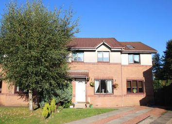 Thumbnail 4 bed semi-detached house for sale in Earlshill Drive, Howwood, Johnstone, Renfrewshire