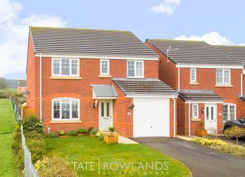 Thumbnail 4 bed detached house for sale in Ffordd Yr Ysgol, Flint
