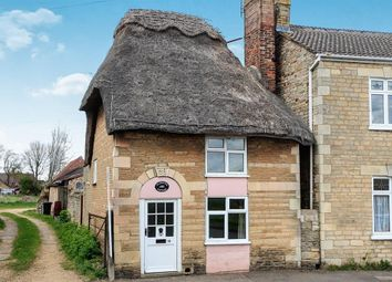 Thumbnail 2 bed cottage to rent in Bridge Street, Deeping St. James, Peterborough