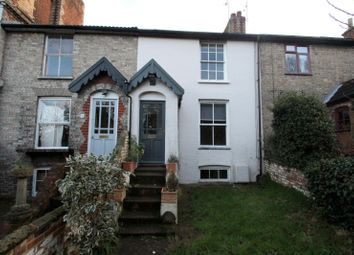 Thumbnail 3 bed terraced house to rent in Arthurs Terrace, Ipswich