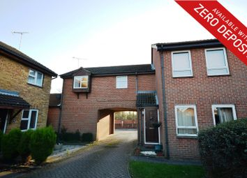 Thumbnail 1 bed maisonette to rent in Meadow Close, Aylesbury
