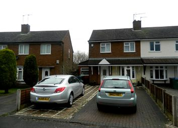 Thumbnail 3 bedroom semi-detached house for sale in Kent Road, Wednesbury