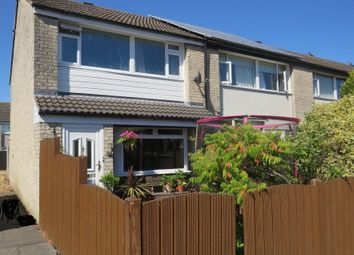 Thumbnail 3 bed end terrace house for sale in Esk Road, Winsford