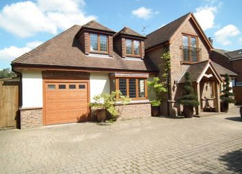 Thumbnail 5 bed detached house for sale in New Park Road, Newgate Street Village