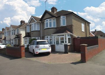 Thumbnail 3 bed semi-detached house for sale in Carlton Avenue, Feltham, Middlesex