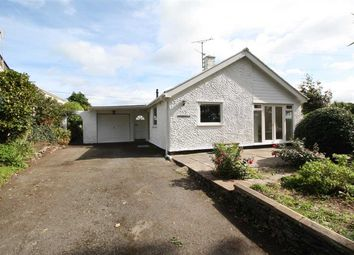 Thumbnail 3 bed detached bungalow for sale in Pentrefelin, Amlwch