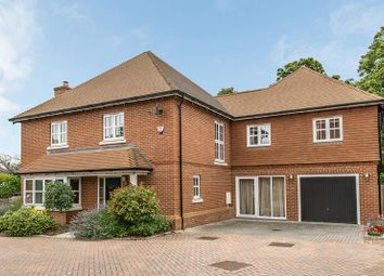 Thumbnail 4 bed detached house to rent in Swan Close, Manor Road, Walton On Thames, Surrey
