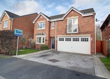 4 bed detached house for sale in Thrush Way, Winsford CW7