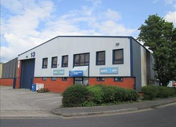 Thumbnail Light industrial to let in Unit 13 Newtown Business Park, Albion Close, Poole, Dorset