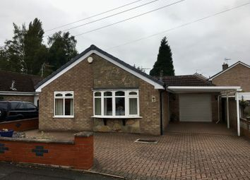 Thumbnail 2 bed bungalow to rent in Cumberland Road, Congleton