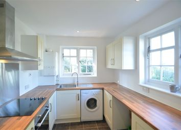 Thumbnail 2 bed maisonette to rent in 9A Castleview Road, Weybridge, Surrey
