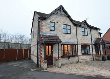 Thumbnail 2 bed semi-detached house for sale in Charnwood Drive, Ripley, Derbyshire