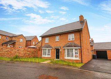 Wildfell Close, St. Georges Wood, Morpeth NE61. 4 bed detached house
