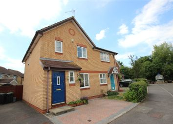 Thumbnail 3 bed semi-detached house for sale in Wheatfield Drive, Bradley Stoke, Bristol