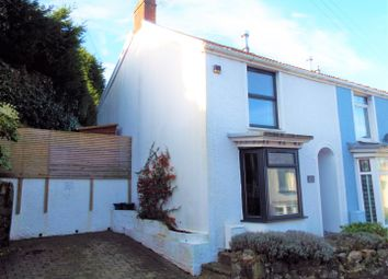 Thumbnail 2 bed end terrace house for sale in 12 Thistleboon Road, Mumbles, Swansea