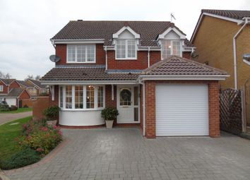 Thumbnail 4 bed detached house to rent in Stonalls, Woolpit, Bury St. Edmunds