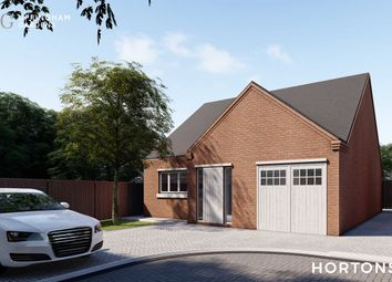 Thumbnail 3 bed detached bungalow for sale in Uppingham Road, Leicester